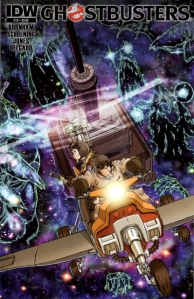 IDW Ghostbusters 15