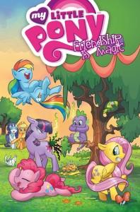 My Little Pony: Friendship is Magic vol1