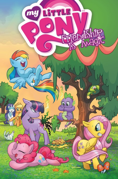 My Little Pony: Friendship is Magic vol1