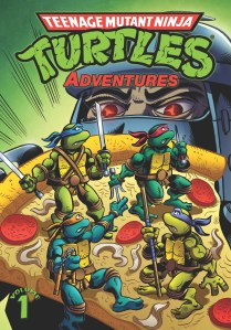 IDW Teenage Mutant Ninja Turtles Adventures vol. 1 Review