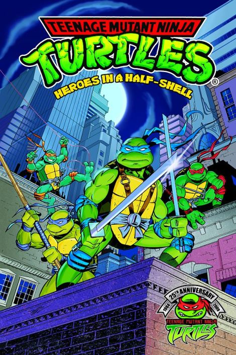 Teenage Mutant Ninja Turtles Heroes on a Half Shell