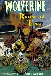 Wolverine: Rahne of Terra