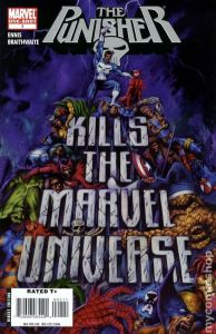Punisher Kills the Marvel Universe review