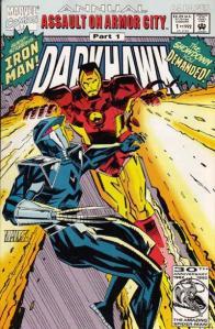 Darkhawk Annual 1