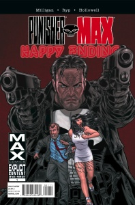 Punisher MAX Happy Endings