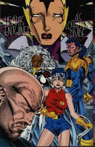 X-Men Unlimited 05 Hard Promises