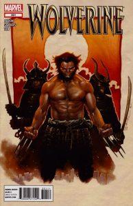 Wolverine # 301
